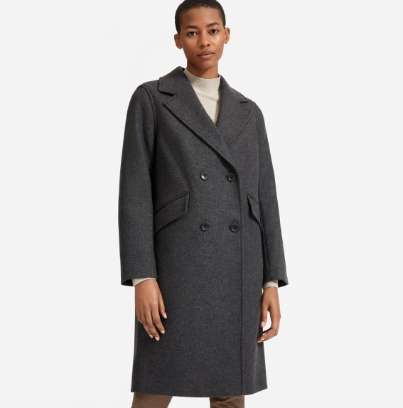 The Italian ReWool Overcoat
