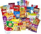 <p>This <span>Ultimate Classic Snacks Package Variety</span> ($25) will last the whole road trip.</p>