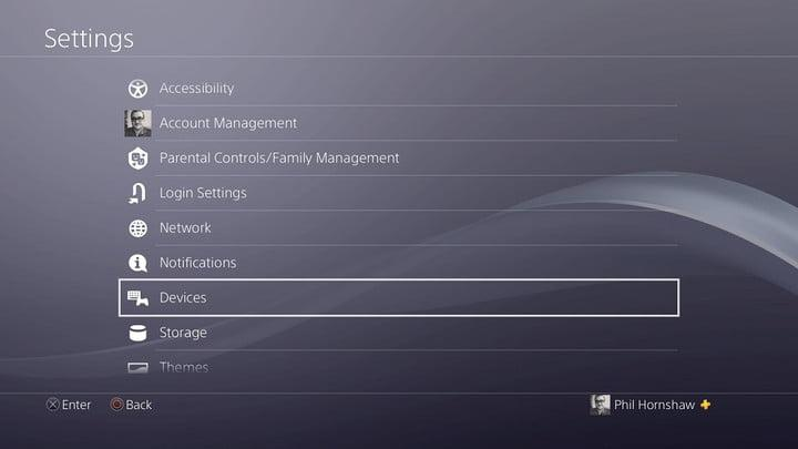 how to sync a playstation 4 controller settings devices