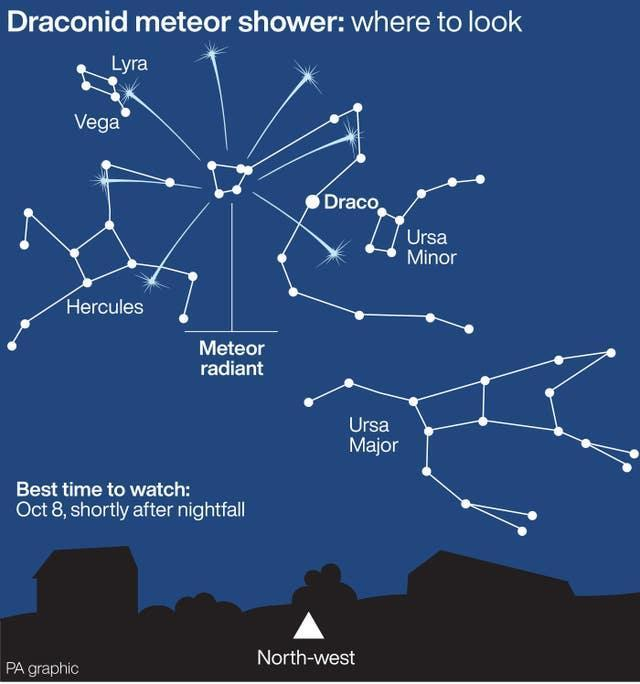 SCIENCE Draconids