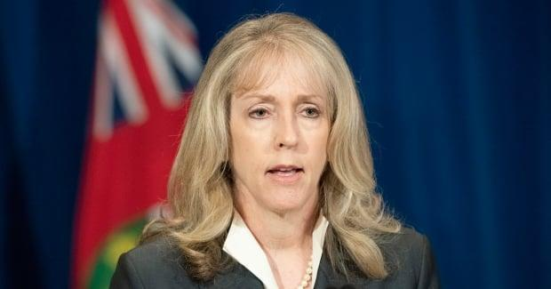 In recent days, Minister of Long-term Care Merrilee Fullerton has been pressed to explicitly acknowledge whether she feels she shares any responsibility for the more than 3,700 deaths of long-term care residents with COVID-19 in Ontario.  (Frank Gunn/Canadian Press - image credit)