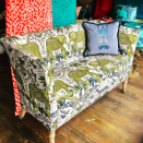 """<p>This one-stop-shop based in Midhurst, West Sussex offers a complete design service alongside its upholstery workshop. Bespoke curtains, cushions and lampshades can also be made to match your fabric choices. <a href=""""https://www.theupholsterer.com/"""" rel=""""nofollow noopener"""" target=""""_blank"""" data-ylk=""""slk:theupholsterer.com"""" class=""""link rapid-noclick-resp"""">theupholsterer.com</a></p>"""