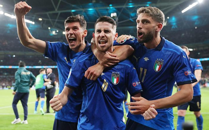 Italy football - Carl Recine/Getty Images