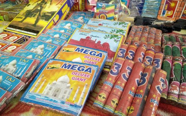 <p>Several retailing websites like e-Bay and portals of established  fireworks companies were seen advertising their products.</p><p> </p>
