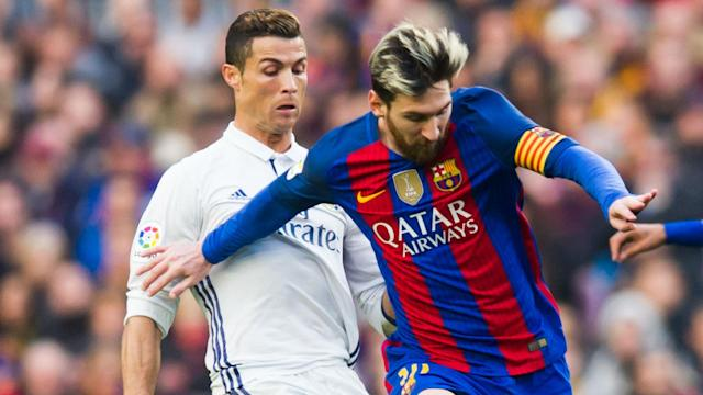 El Clasico matches have always been huge but those involving Lionel Messi and Cristiano Ronaldo had an added edge, says the Barcelona star.