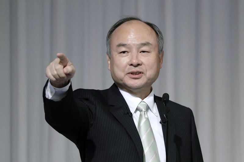 SoftBank's Son Is Betting on Himself After Go-Private Talks