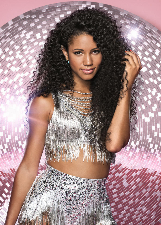 "<p>Virgin Radio host and DJ Vick Hope says she's thrilled to join Strictly and try something different.""A lot of the stuff I do is purely musically focused so it is really nice to do something different. It sounds stupid but it will make my mum proud.""<br />(BBC Pictures) </p>"