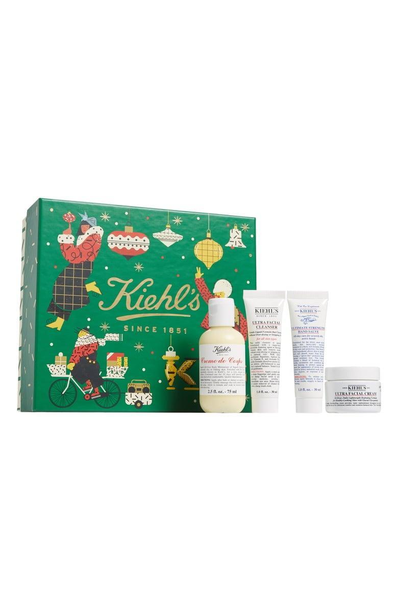 <p><span>Kiehl's Since 1851 Hydration Essentials Set</span> ($23, originally $30)</p>