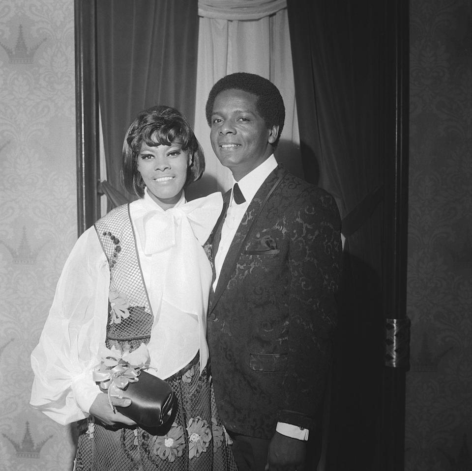 """<p>Grammy Award-winning singer Dionne Warwick married actor and musician William Elliott in 1966, but the couple parted ways a year later. The separation didn't last long and they remarried in 1967, but separated for good in 1975. 'I was the major earning power in the family and that is very difficult for the male ego,' Dionne told <a href=""""https://www.theguardian.com/music/2020/mar/23/dionne-warwick-on-singing-psychics-and-the-hell-of-segregation-we-all-bleed-red-blood"""" rel=""""nofollow noopener"""" target=""""_blank"""" data-ylk=""""slk:The Guardian"""" class=""""link rapid-noclick-resp"""">The Guardian</a>. 'It just got too much to bear for my husband, and we decided that it would be best for us to part ways.'</p>"""