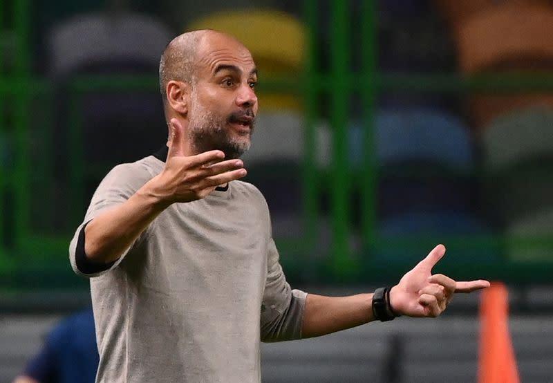 Man City at crossroads as Guardiola faces up to the future