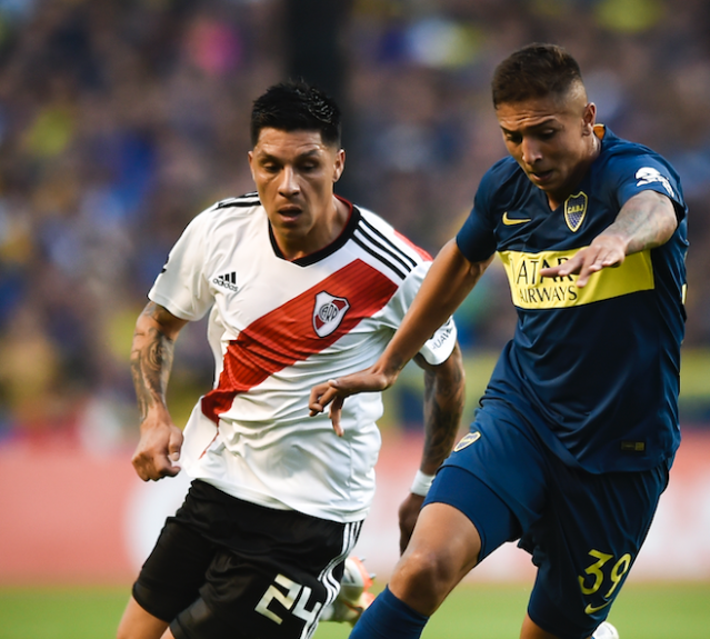 Boca – River / Foto: Getty Images