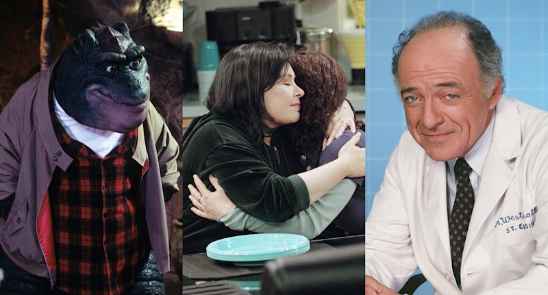 The TV shows that left their fans with a lot to think over. (Photo by Walt Disney Television via Getty Images Photo Archives. AP Photo/Chris Pizzello. Paul Drinkwater/NBCU Photo Bank)