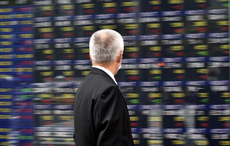 Japan's Nikkei rallied a weaker yen ahead of a key US jobs report later in the day