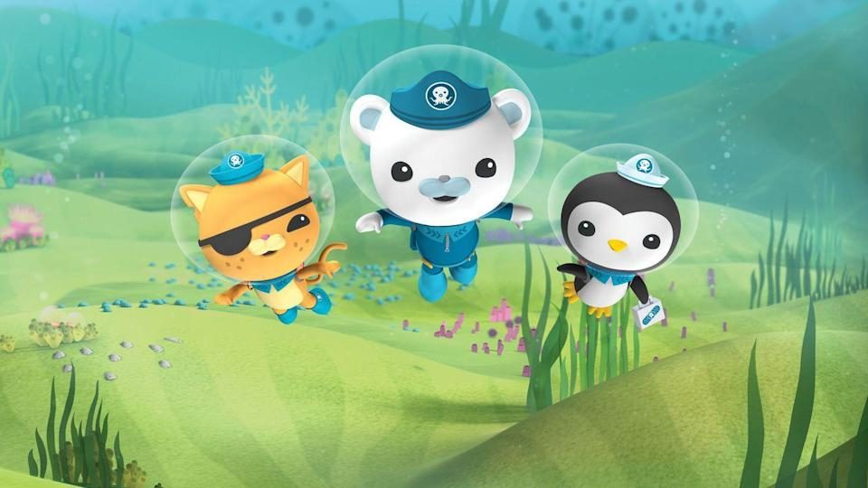 "<p>The Octonauts are a team of (adorable) animals who take part in deep-sea explorations. Each episode, they run into some kind of real-life undersea creature, and they give a musical report at the end of each mission with a rundown of real facts about what they've learned. It's good for any budding marine biologist. </p><p><a class=""link rapid-noclick-resp"" href=""https://www.netflix.com/title/80020935"" rel=""nofollow noopener"" target=""_blank"" data-ylk=""slk:WATCH NOW"">WATCH NOW</a></p>"