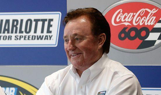 Richard Childress said: 'Anything that is good for our sport right now ... I'm for it.'
