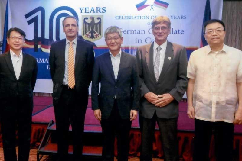 Utzurrum: A decade of German friendship in Cebu