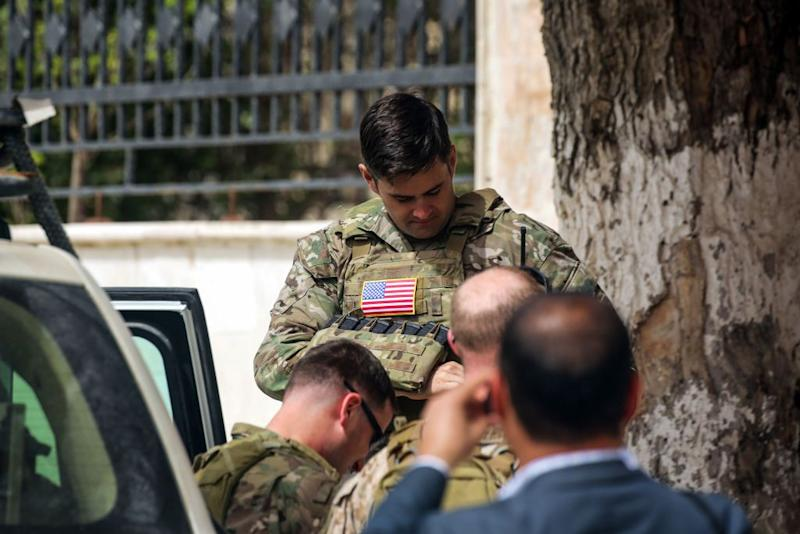 Trump's Withdrawal of U.S. Troops From Syria Will Boost Iran's Fortunes