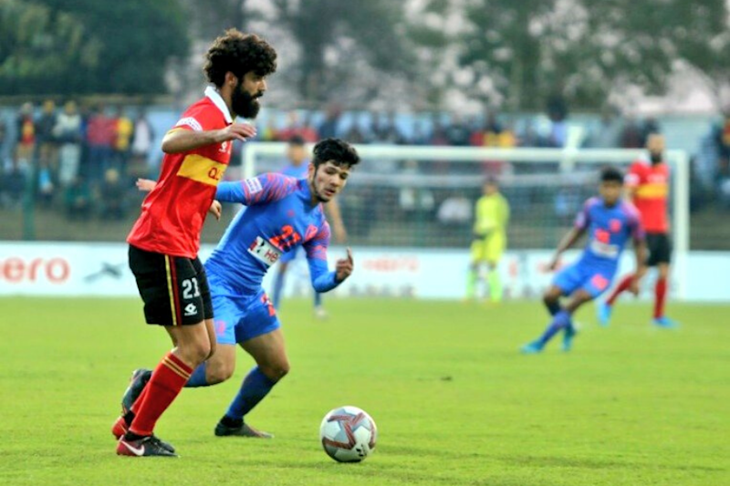 I-League 2019-20 Live Streaming: When and Where to Watch Indian Arrows vs East Bengal Telecast