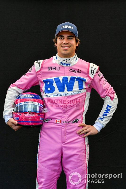 """Lance Stroll, Racing Point <span class=""""copyright"""">Mark Sutton / Motorsport Images</span>"""