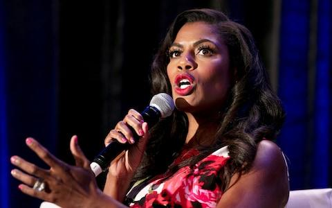 Omarosa Manigault speaks during a panel discussion at the National Association of Black Journalists convention in New Orleans, Louisiana, U.S. August 11, 2017 - Credit: REUTERS/Omar Negrin/File Photo