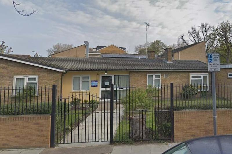 This respite centre on Dongola Road, Plaistow, has been shut-down with immediate effect after Ofsted was tipped-off about possible safeguarding issues: Google