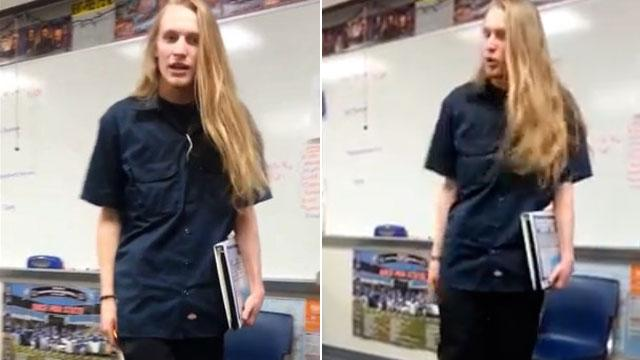 'Touch His Freakin' Heart,' Student Rants at Teacher in Viral Video