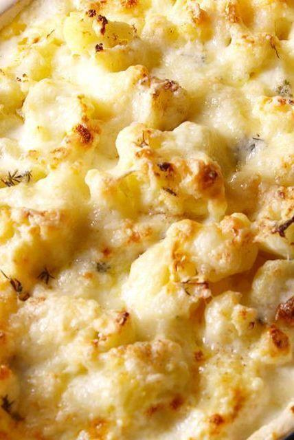 "<p>The best low carb side!</p><p>Get the <a href=""https://www.delish.com/uk/cooking/recipes/a29696283/cheesy-cauliflower-bake-recipe/"" rel=""nofollow noopener"" target=""_blank"" data-ylk=""slk:Cheesy Cauliflower Bake"" class=""link rapid-noclick-resp"">Cheesy Cauliflower Bake</a> recipe.</p>"