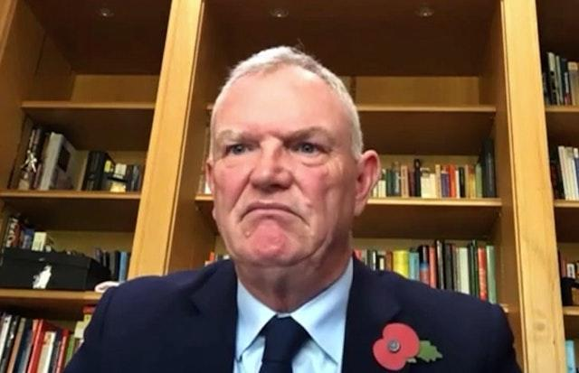 Greg Clarke was speaking to MPs on the Digital, Culture, Media and Sport committee