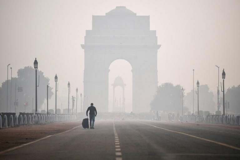 Delhi is infamous as having some of the world's dirtiest air