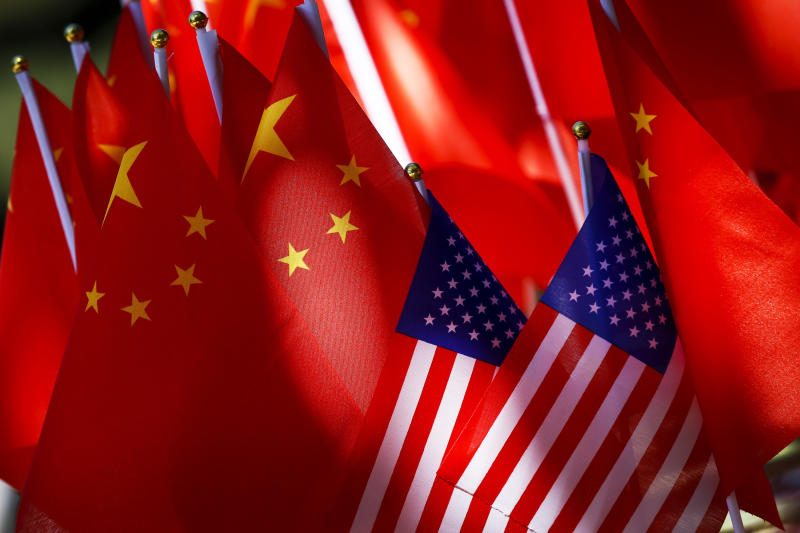 China 'regrets' US leaving postal union amid trade dispute