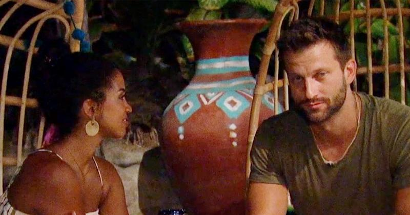 katie and chris from bachelor in paradise
