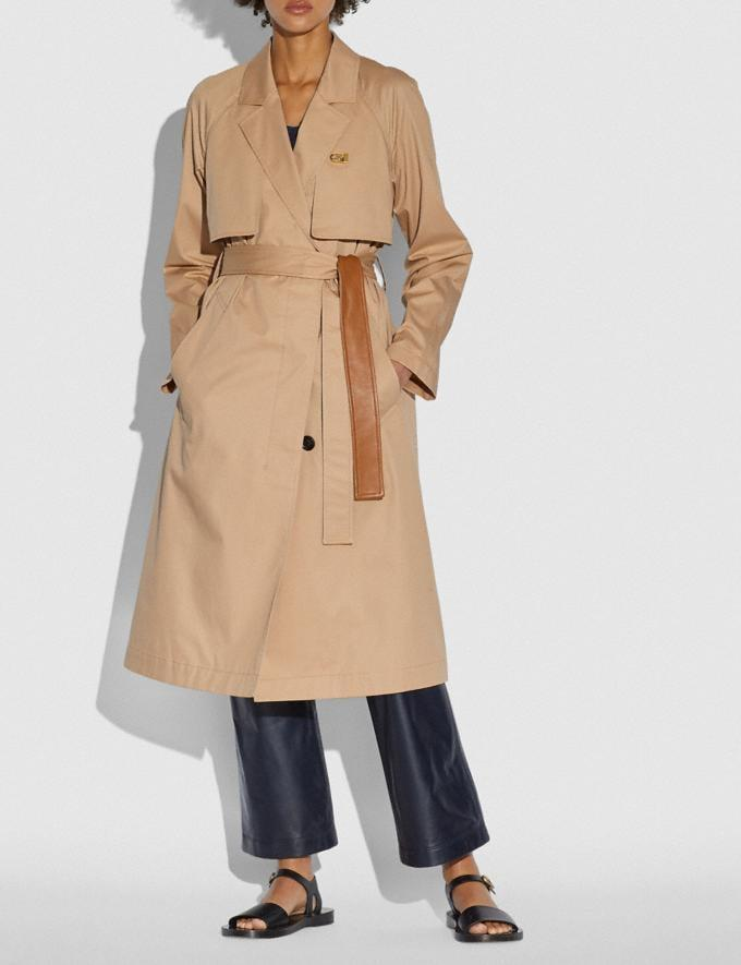 <p>I'm obsessed with this <span>Minimal Trench</span> ($357, originally $595).</p>