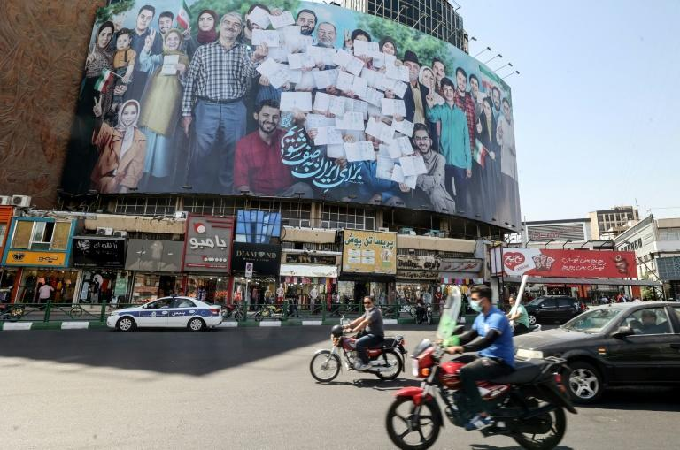 Iran is suffering a serious economic crisis due to US sanctions imposed after then president Donald Trump withdrew Washington from the nuclear accord