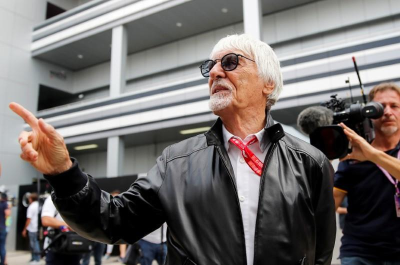 Ecclestone sees little hope for F1 in 2020