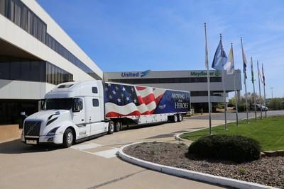 UniGroup, parent company of leading brands United Van Lines and Mayflower, named as partner in the awarded $7.2 billion Global Household Goods Contract for military moves.