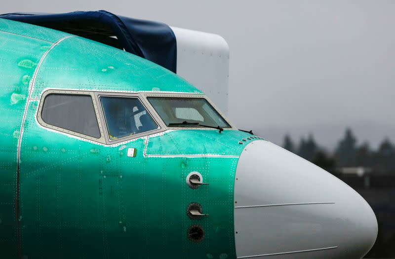 China's CDB Financial scraps purchase of 29 Boeing 737 MAX jets