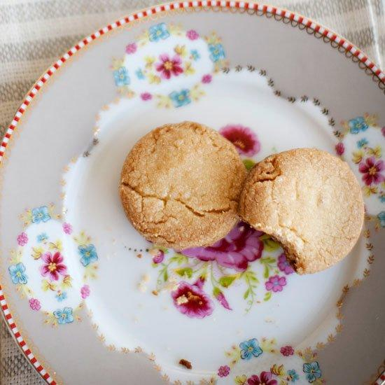 "<p>F&W's Grace Parisi opts for baking soda instead of baking powder to create delectable holiday sugar cookies that are especially crispy.</p><p><a href=""https://www.foodandwine.com/recipes/double-ginger-sugar-cookies"">GO TO RECIPE</a></p>"