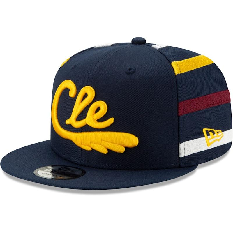 Cavaliers 2019/20 City Edition Snapback Hat