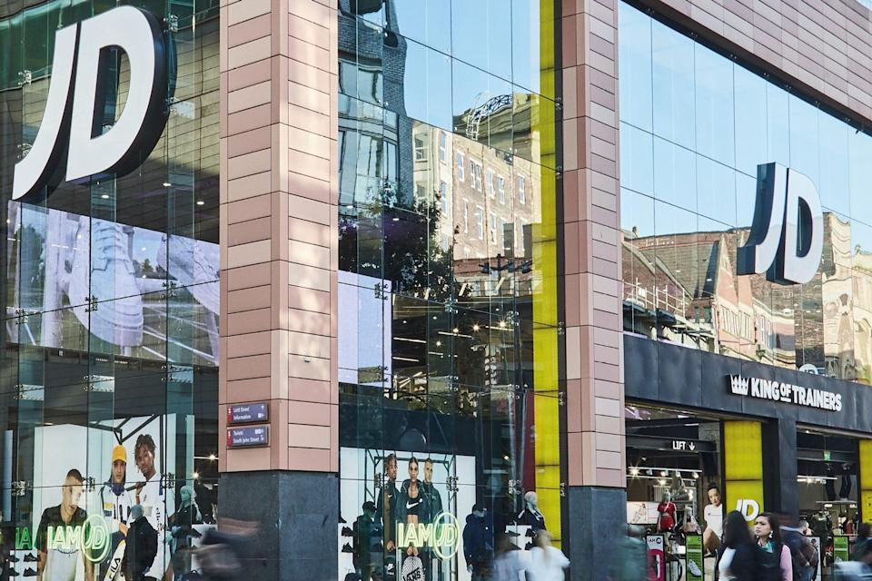 JD Sports has been on a global shopping spree (JD Sports)