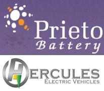 Hercules Electric Vehicles and Prieto Battery, Inc. Establish Strategic Partnership for Battery Technology in 2025 Hercules Trucks