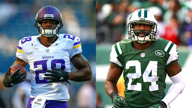 Former NFL GM Jeff Diamond knows from experience why current execs are staying far away from the likes of Adrian Peterson and Darrelle Revis in free agency.