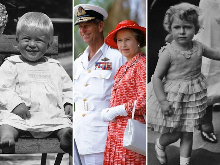 prince philip and queen elizabeth cousins how they met
