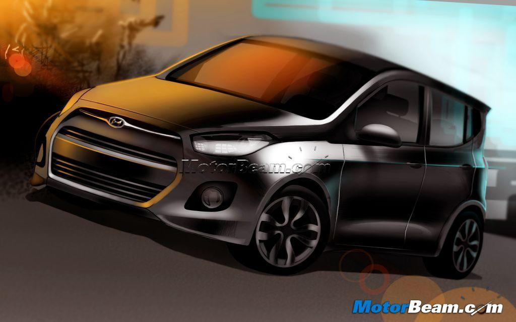 The next generation Hyundai i10 will be bigger than the current one. It will be launched by the end of 2013 and could feature a 1.1-litre diesel engine.