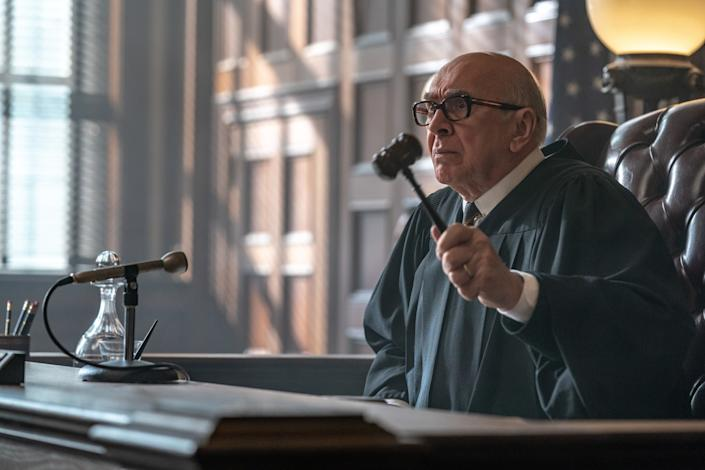"""Frank Langella stars in Paramount Pictures' """"The Trial of the Chicago 7."""""""