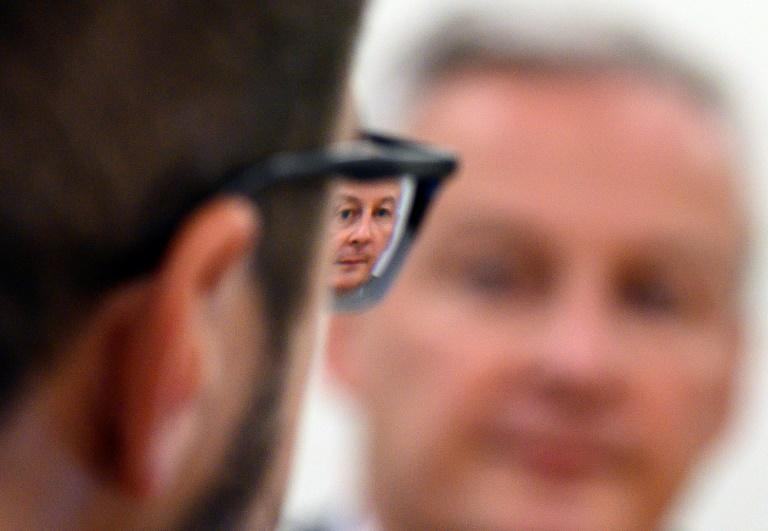 French Finance Minister, Bruno Le Maire met with US officials on the sidelines of the IMF annual meetings and said Washington has opened the door to negotiations