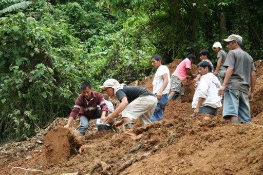 Illegal mining operations are common in mineral-rich but poverty-stricken Mindanao