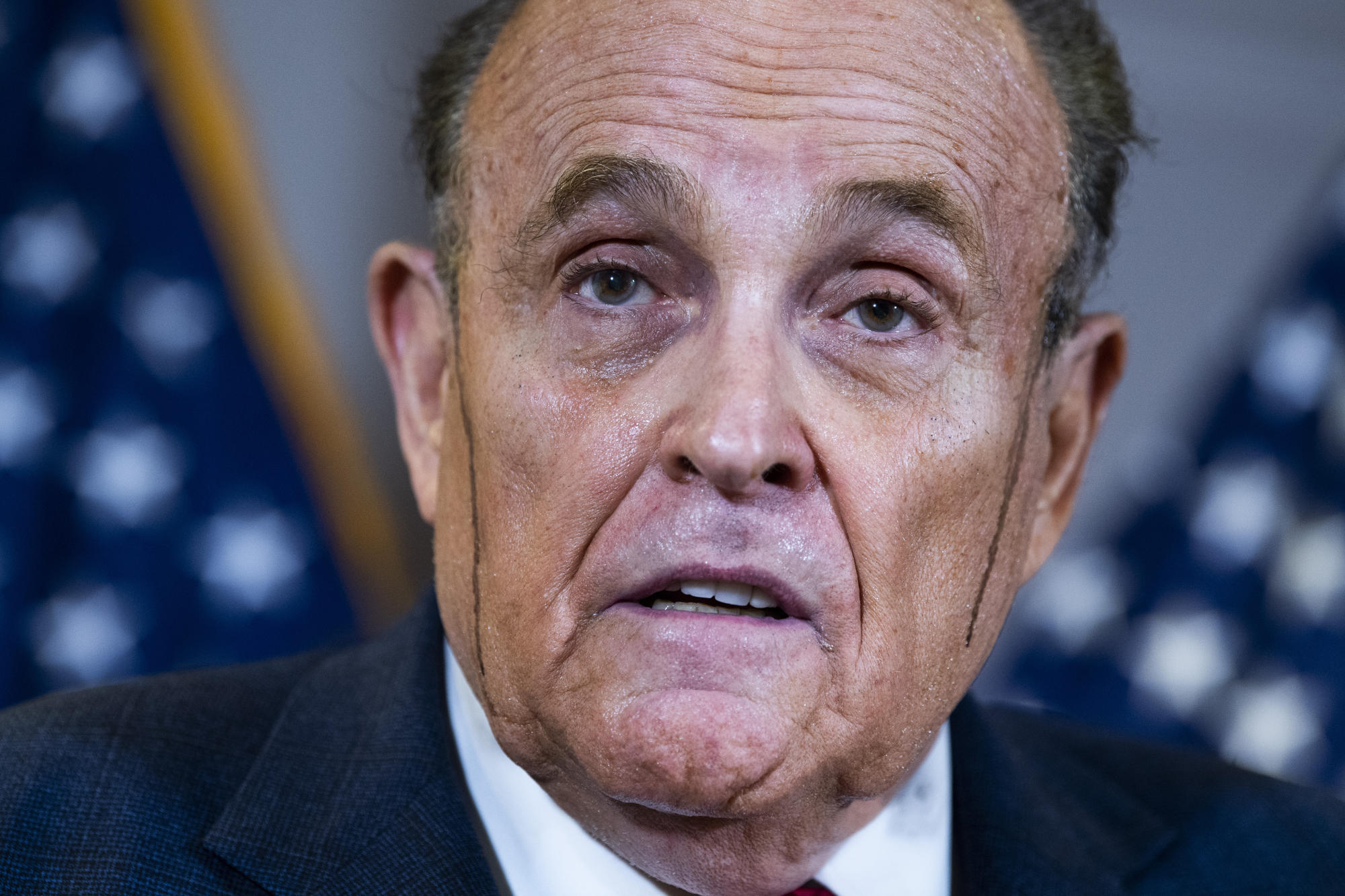 Rudy Giuliani suspended from practicing law in N.Y. over false 2020 election claims