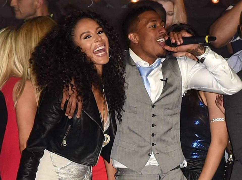 Brittany Bell, Nick Cannon