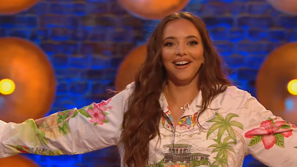 Jade Thirlwall is among the guests. (Sky)