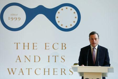 Draghi: Monetary policy 'will remain patient'